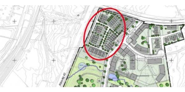 Här utvecklar Veidekke bostäder i Borås
