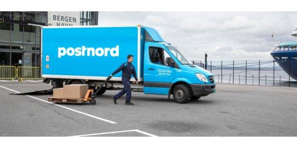 Logicenters avtal med danska PostNord
