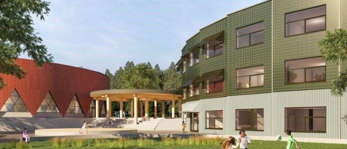 NCC bygger ny skola i Salem