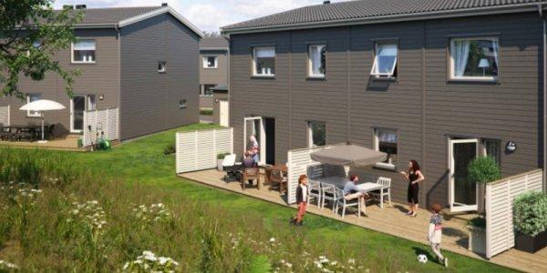 BoKlok startar onlineförsäljning av bostäder