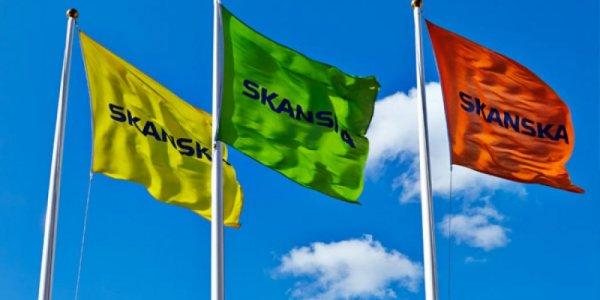 Skanska satsar 670 miljoner i nytt kontor