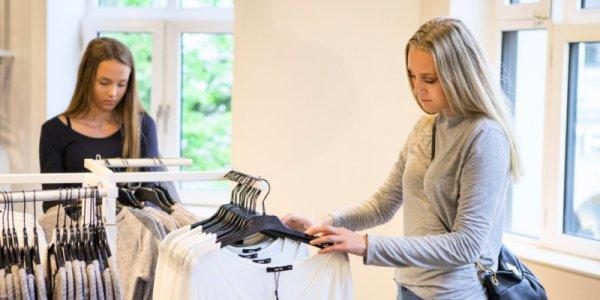 Fortsatt dystra siffror för modehandeln
