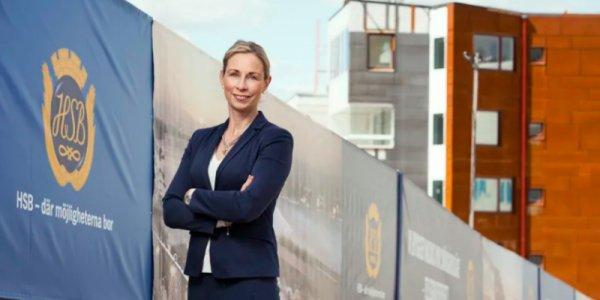 HSB klättrar som arbetsgivare i bostadsbranschen