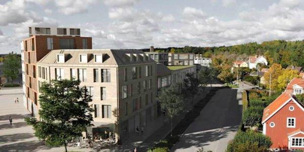 Amasten bygger 750 bostäder Nyköping