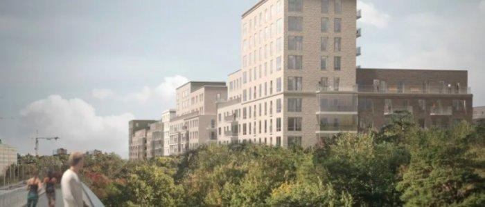 AIX ritar nya bostäder i Solna