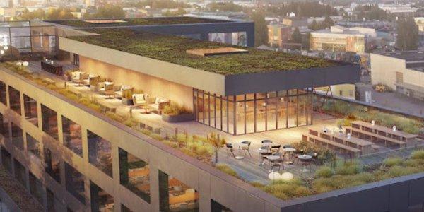 Colliers utvecklar Uppsalas hetaste kontorsbyggnad