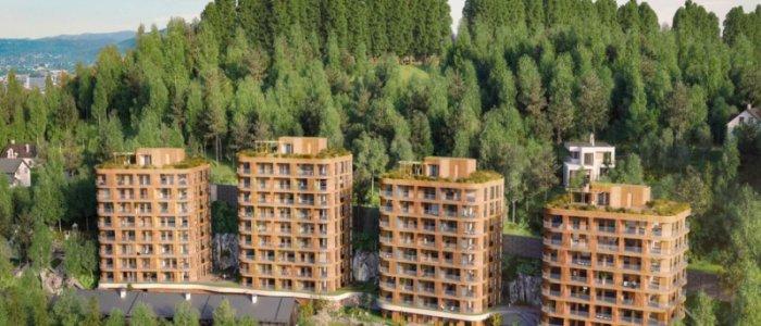 AF köper bostadsprojekt i Oslo