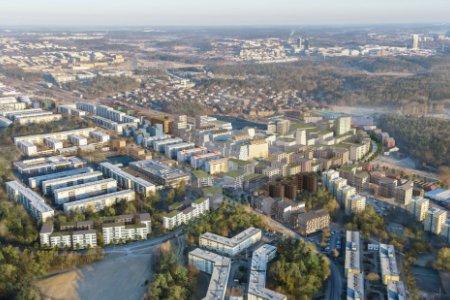 Sundbyberg: Sveriges snabbast växande stad  (I Sundbyberg & Webinar)