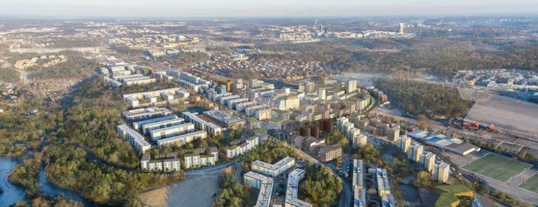 Sundbyberg: Sveriges snabbast växande stad  (Webinar)