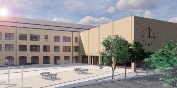 Peab bygger ny grundskola i Barkarbystaden