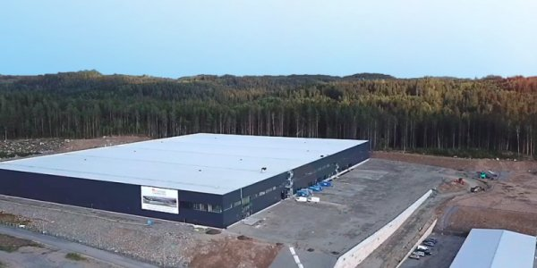 Catena köper nytt storlager i Borås