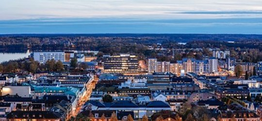 Peab bygger nytt i Växjö – flera bostäder