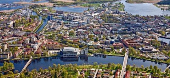 K2A startar produktion av bostäder i Karlstad