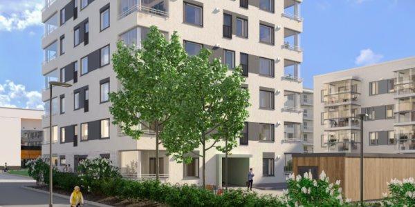 Bonava säljer 43 hyreslägenheter i Helsingfors