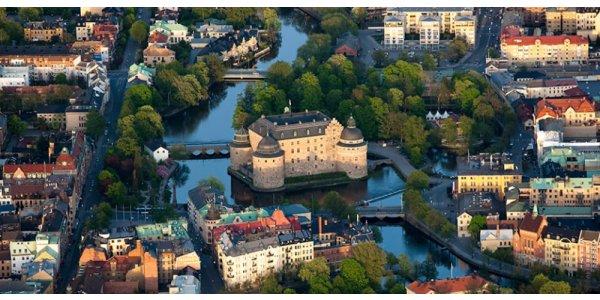 Maxfastigheter förvärvar i Örebro