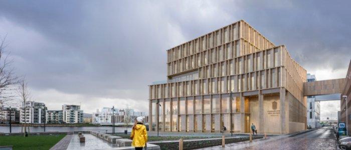 Serneke bygger domstol i Jönköping