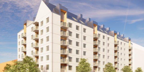 Victoria Park bygger nytt i Göteborg