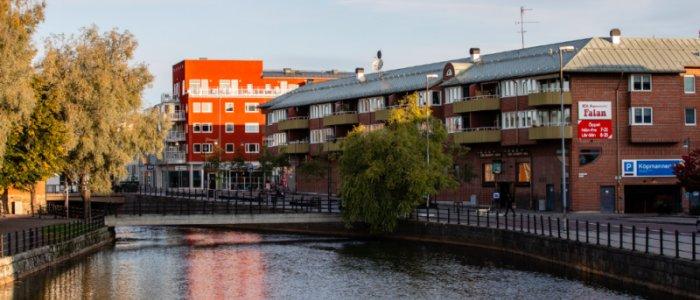 Diös utvecklar livsmedelsbutik i centrala Falun