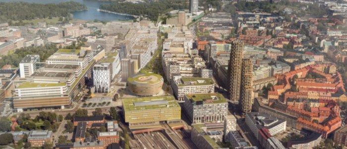 Life City i final om hållbarhetsutmärkelse