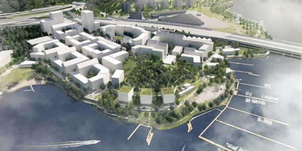 SBB: Miljardköp i Skellefteå och nytt JV-bolag med Magnolia
