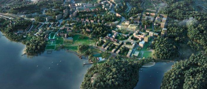K2A först ut med 200 bostäder i Stora Sköndal