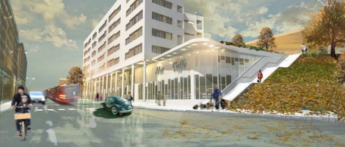 New Property hjälper Byggvesta i Södertälje