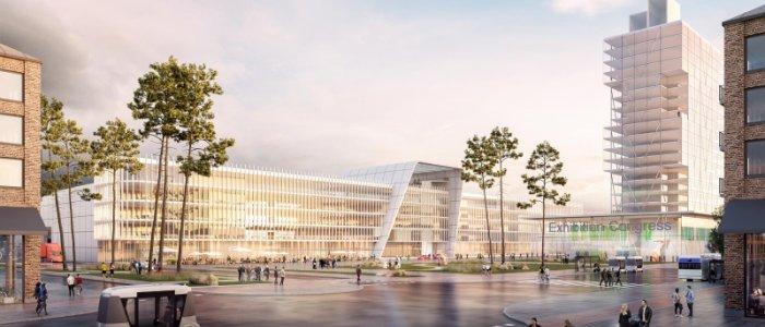 Västerås eller Woven City – var formas framtiden?