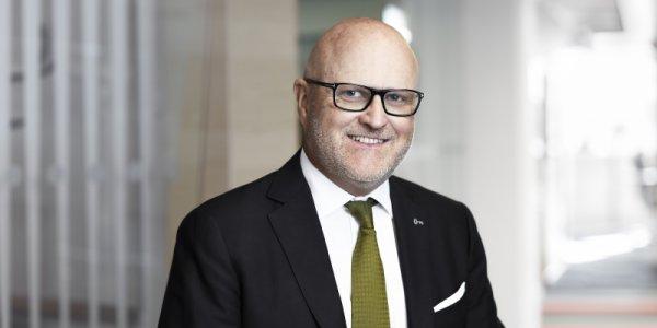 """Stefan Dahlbo: """"Med stark balansräkning tar vi storprojekten vidare"""""""