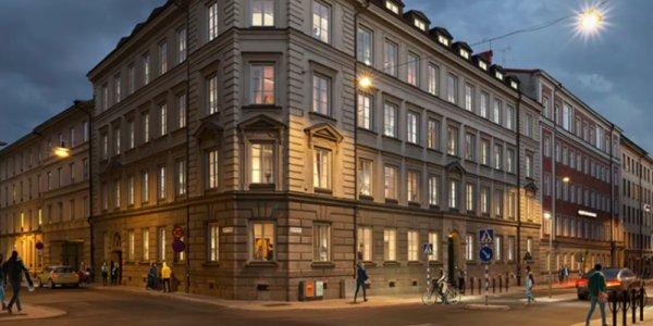 JLL utvecklar Klara Townhouse