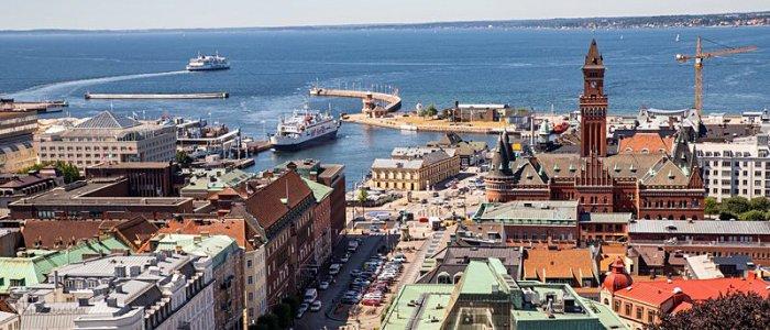 Signatur köper hyreshus i Helsingborg