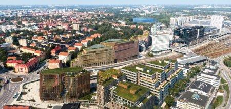 Solna 2030: Utvecklingspotential om 75 miljarder (I Solna samt Webinar)