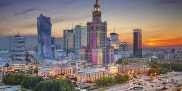 Svenska köp för över en miljard i Warszawa