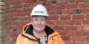 Liselott Bergkvist på Peab är Årets Byggchef