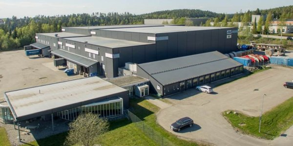 GPA Flowsystem till Logicenters i Norge