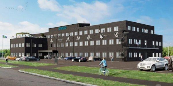 Areco bygger kontor utanför Malmö