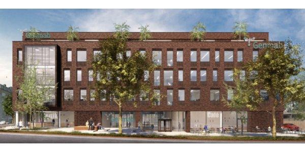 NCC utvecklar nytt huvudkontor