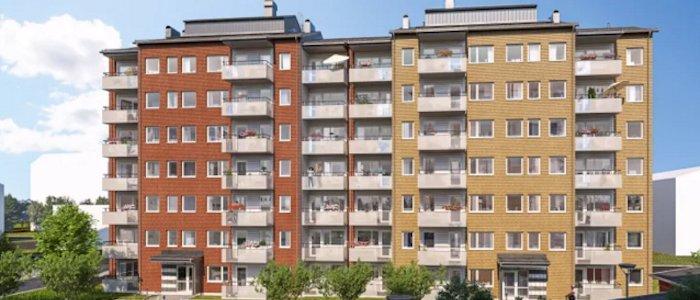 Riksbyggen fortsätter utveckla Linköping