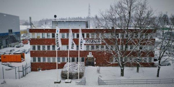 Titania säljer fastighet i Borkyrka