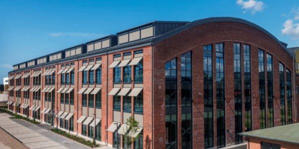 Intea bygger åt Halmstad högskola
