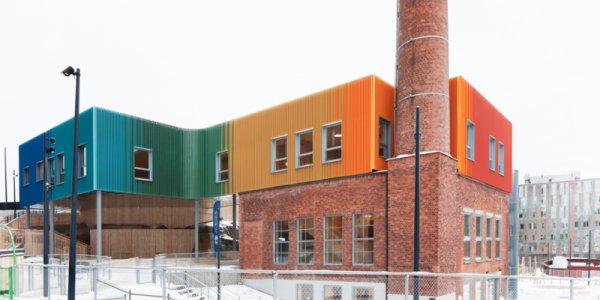 Atrium får förskola till Nobelberget