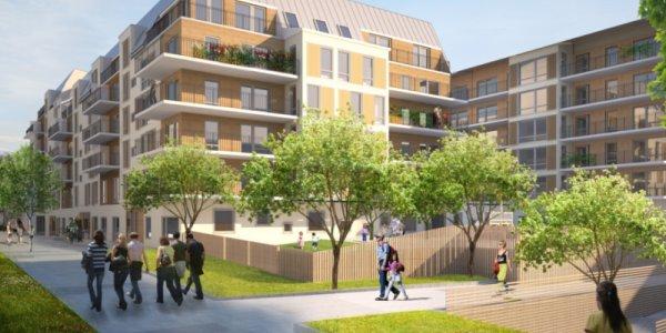 Stockholmshem bygger nytt stadskvarter