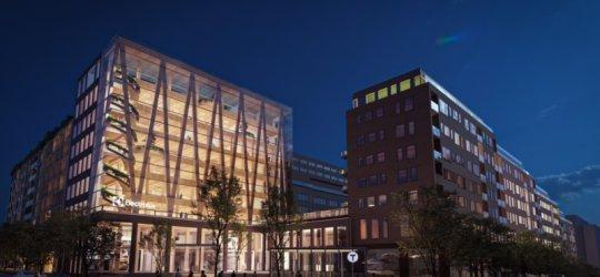 Electrolux bygger kvarter i Stadshagen