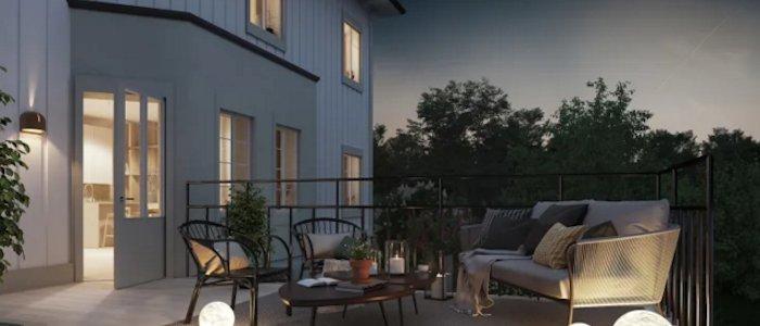 Midroc säljstartar 12 exklusiva bostäder