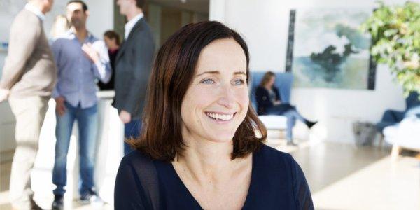 Sofia Ekerlund får toppjobb på Skanska