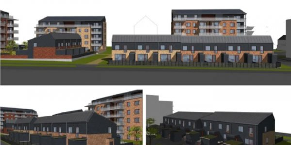 Helsingborgshem bygger nya hyresrätter
