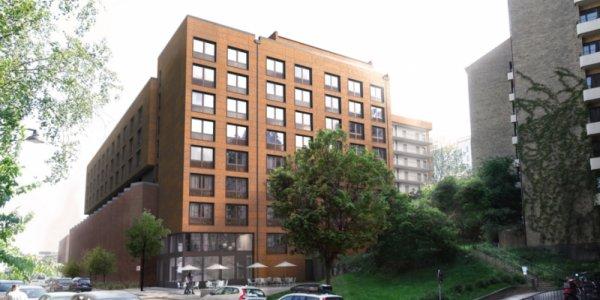 Stockholmshems 152 nya bostäder