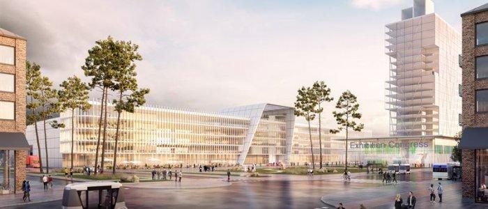 Klartecken för megaprojekt i Västerås
