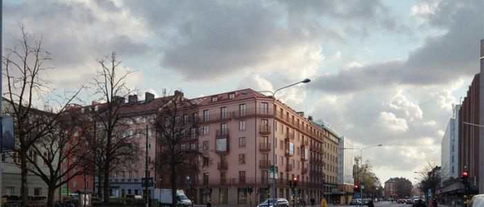 Balder bygger spektakulära bostadsrätter på Östermalm