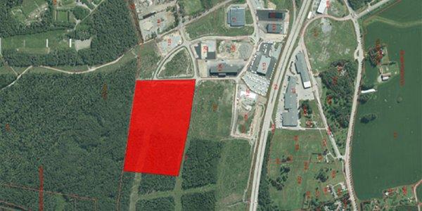 Kilenkrysset köper 100 000 kvm mark av Peab