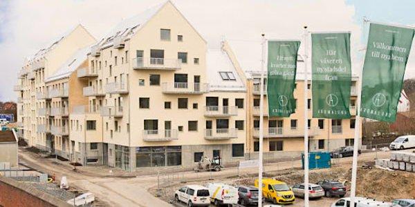 Rekordstort intresse för Lunds nya stadsdel